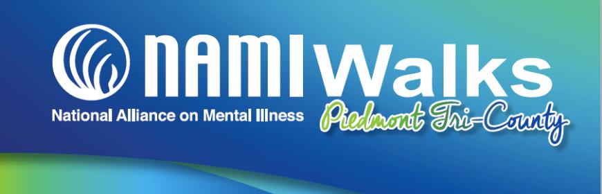 PCCRH Participates in NAMIWalks Piedmont Tri-County 2020